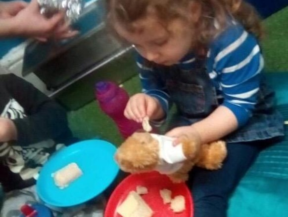 Teddy Bears Picnic-In Touch